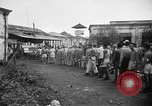 Image of Santo Tomas Concentration Camp Manila Philippines, 1945, second 4 stock footage video 65675050788