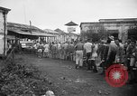 Image of Santo Tomas Concentration Camp Manila Philippines, 1945, second 6 stock footage video 65675050788