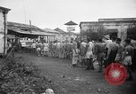 Image of Santo Tomas Concentration Camp Manila Philippines, 1945, second 8 stock footage video 65675050788