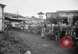 Image of Santo Tomas Concentration Camp Manila Philippines, 1945, second 9 stock footage video 65675050788