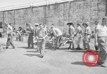 Image of Santo Tomas concentration camp Manila Philippines, 1945, second 10 stock footage video 65675050791
