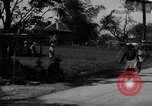 Image of Santo Tomas concentration camp Manila Philippines, 1945, second 4 stock footage video 65675050797