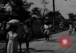 Image of Santo Tomas concentration camp Manila Philippines, 1945, second 6 stock footage video 65675050797