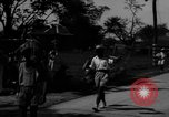 Image of Santo Tomas concentration camp Manila Philippines, 1945, second 9 stock footage video 65675050797
