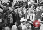Image of Santo Tomas concentration camp Manila Philippines, 1945, second 5 stock footage video 65675050801