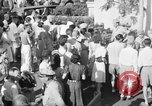 Image of Santo Tomas concentration camp Manila Philippines, 1945, second 10 stock footage video 65675050801