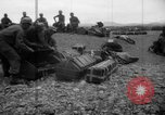 Image of infantrymen Manila Philippines, 1945, second 3 stock footage video 65675050804