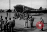 Image of paratroopers Philippines, 1945, second 12 stock footage video 65675050805