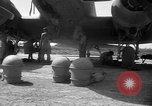 Image of airmen Philippines, 1945, second 10 stock footage video 65675050807