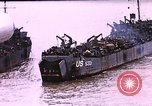 Image of establishment of beachhead Normandy France, 1944, second 7 stock footage video 65675050823