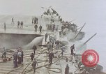 Image of Aftermath of kamikaze attack on USS Enterprise Pacific Ocean, 1945, second 2 stock footage video 65675050831