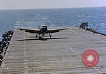 Image of aircraft Pacific Ocean, 1945, second 3 stock footage video 65675050840