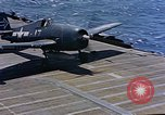 Image of aircraft Pacific Ocean, 1945, second 12 stock footage video 65675050840