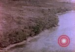 Image of aerial view Saipan Northern Mariana Islands, 1944, second 7 stock footage video 65675050849