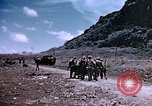 Image of American Marines Saipan Northern Mariana Islands, 1944, second 7 stock footage video 65675050851