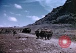 Image of American Marines Saipan Northern Mariana Islands, 1944, second 9 stock footage video 65675050851