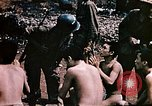 Image of American Marines Saipan Northern Mariana Islands, 1944, second 6 stock footage video 65675050855