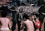 Image of American Marines Saipan Northern Mariana Islands, 1944, second 10 stock footage video 65675050855