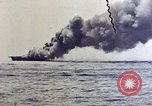 Image of USS Bunker Hill Pacific Ocean, 1945, second 8 stock footage video 65675050857