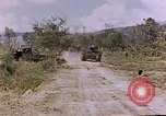 Image of American marines Saipan Northern Mariana Islands, 1944, second 9 stock footage video 65675050867