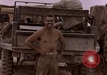 Image of American Marines Saipan Northern Mariana Islands, 1944, second 3 stock footage video 65675050870