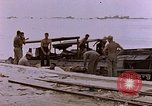 Image of American Marines Saipan Northern Mariana Islands, 1944, second 9 stock footage video 65675050870