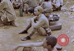 Image of Japanese prisoners and civilians Saipan Northern Mariana Islands, 1944, second 1 stock footage video 65675050875