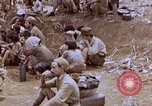Image of Japanese prisoners and civilians Saipan Northern Mariana Islands, 1944, second 5 stock footage video 65675050875