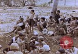 Image of Japanese prisoners and civilians Saipan Northern Mariana Islands, 1944, second 7 stock footage video 65675050875