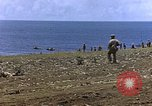 Image of Japanese prisoners and civilians Saipan Northern Mariana Islands, 1944, second 3 stock footage video 65675050876