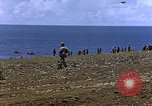 Image of Japanese prisoners and civilians Saipan Northern Mariana Islands, 1944, second 5 stock footage video 65675050876