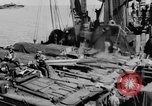 Image of DUKWs Guadalcanal Solomon Islands, 1943, second 8 stock footage video 65675050925