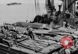 Image of DUKWs Guadalcanal Solomon Islands, 1943, second 9 stock footage video 65675050925
