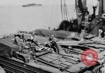 Image of DUKWs Guadalcanal Solomon Islands, 1943, second 10 stock footage video 65675050925