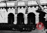 Image of Celebration parade in Vienna during Anschluss Vienna Austria, 1938, second 1 stock footage video 65675050928