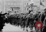 Image of German Anschluss occupation of cities Austria, 1938, second 5 stock footage video 65675050932