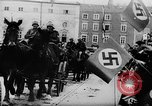 Image of German Anschluss occupation of cities Austria, 1938, second 12 stock footage video 65675050932