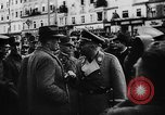 Image of Hitler in Linz during German Anschluss Linz Austria, 1938, second 10 stock footage video 65675050934