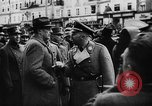 Image of Hitler in Linz during German Anschluss Linz Austria, 1938, second 11 stock footage video 65675050934