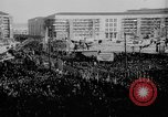 Image of Parade welcomes Hitler on return from Austria during Anschluss Berlin Germany, 1938, second 11 stock footage video 65675050936
