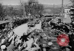Image of Germans cross Austrian border in Anschluss World War 2 Austria, 1938, second 3 stock footage video 65675050938