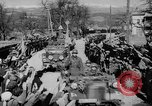 Image of Germans cross Austrian border in Anschluss World War 2 Austria, 1938, second 10 stock footage video 65675050938