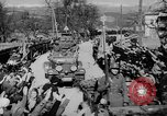 Image of Germans cross Austrian border in Anschluss World War 2 Austria, 1938, second 11 stock footage video 65675050938