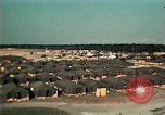 Image of Vietnamese refugee encampment in Florida Florida United States USA, 1975, second 10 stock footage video 65675050951