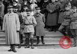Image of army nurses and soldiers France, 1918, second 6 stock footage video 65675050990