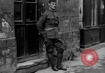 Image of soldiers France, 1918, second 4 stock footage video 65675050992