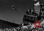 Image of USS Ranger Newport News Virginia USA, 1956, second 10 stock footage video 65675050997