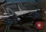Image of USS Ranger South China Sea, 1968, second 7 stock footage video 65675051011