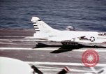 Image of USS Ranger South China Sea, 1970, second 4 stock footage video 65675051023