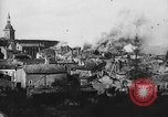 Image of American artillery in action World War 1 European Theater, 1918, second 7 stock footage video 65675051029